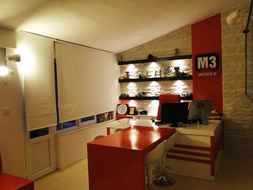M3 Works Ofis Tadilat Sonrası