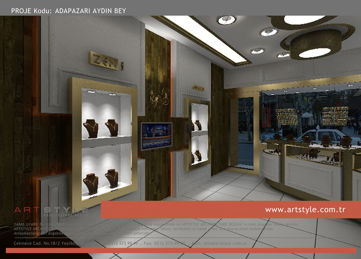 Kuyumcu Mağaza Tasarım_3