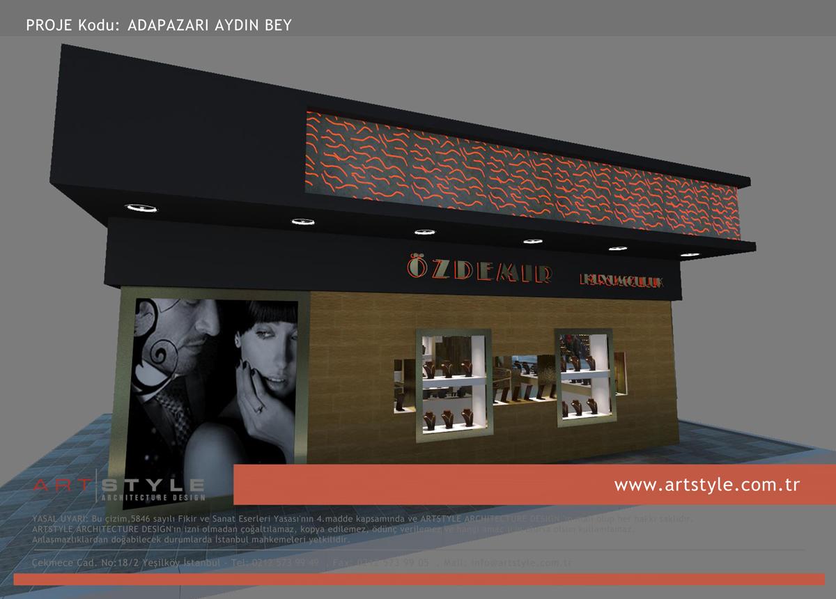 Kuyumcu Mağaza Tasarım_5