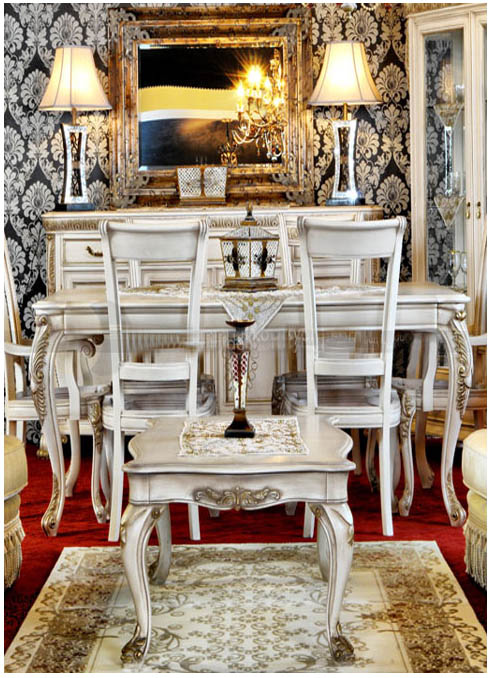 Özel üretim mobilyadan yapılmış Cafe&Bar