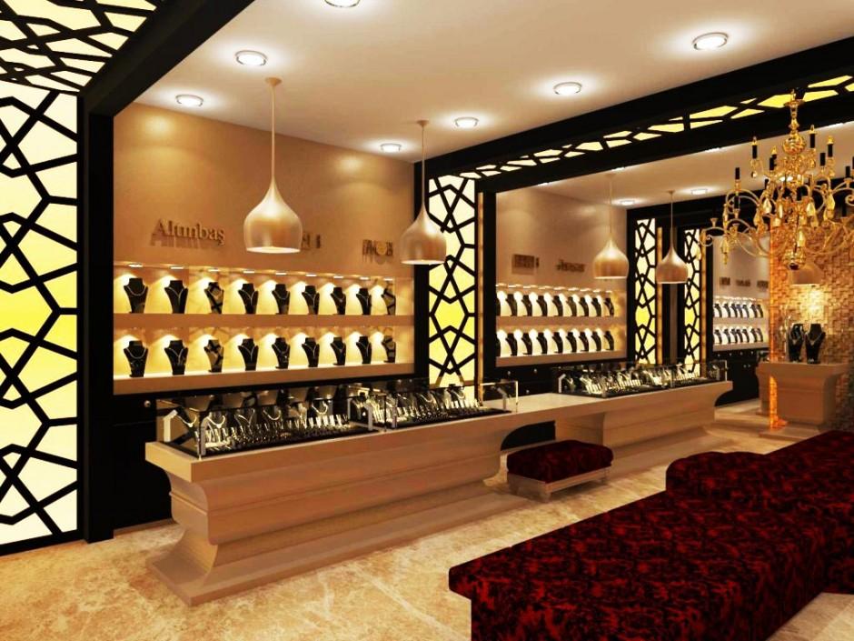 Jewelry Design, jewelry decoration , jewelry interior design (1)