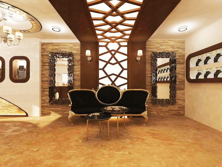 Jewelry Design, jewelry decoration , jewelry interior design (15)