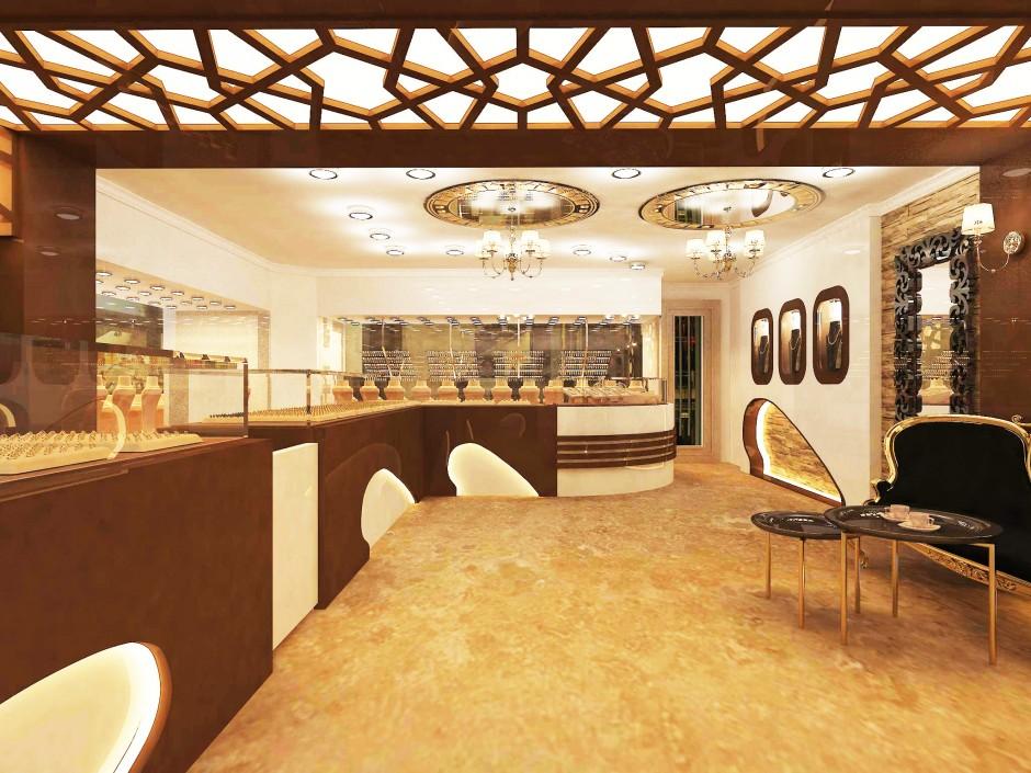 Jewelry Design, jewelry decoration , jewelry interior design (17)