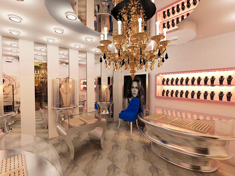 Jewelry Design, jewelry decoration , jewelry interior design (6)
