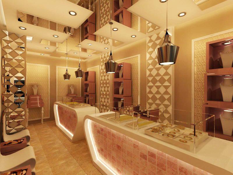 Jewelry Design, jewelry decoration , jewelry interior design (9)