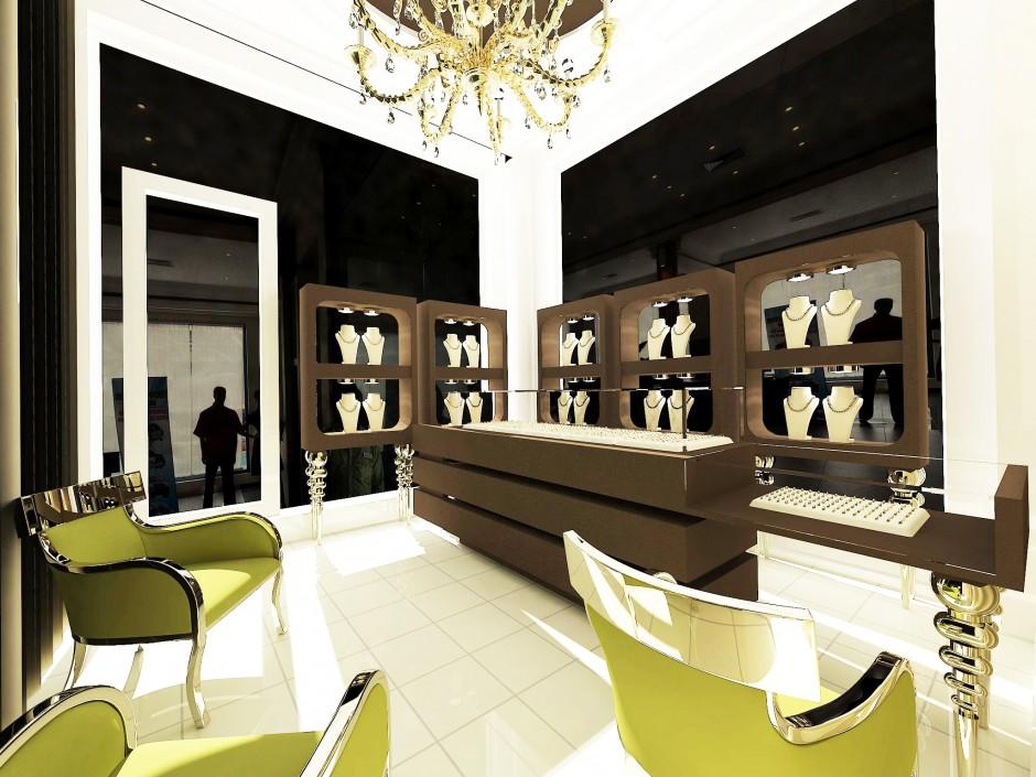Gana Juwelier Design, Gana Kuyumcu Mücevher Mağazası