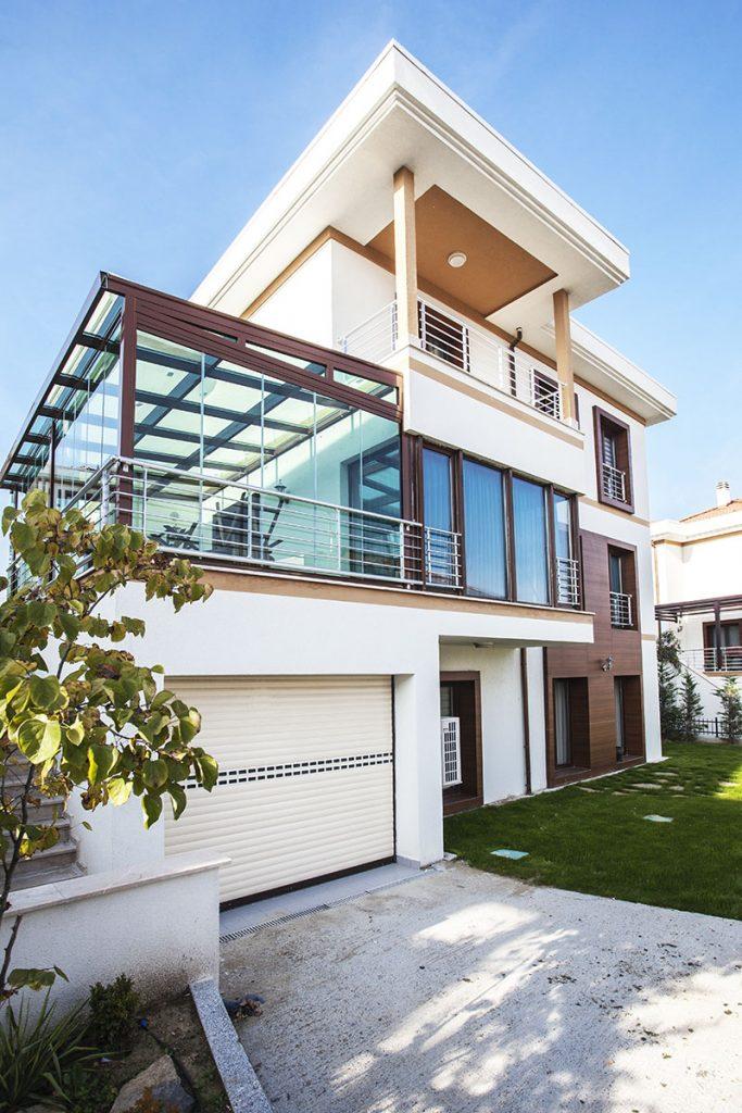 Modern Villa Dekorasyon, Villa Dekorasyon Örnekleri (22)