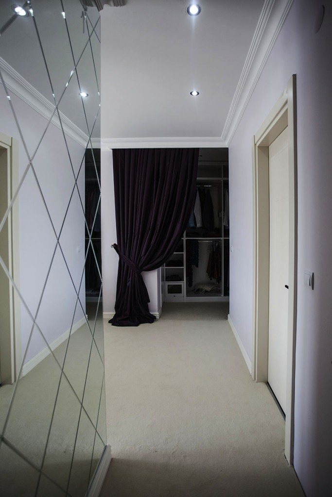 Modern Villa Dekorasyon Örnekleri, Villa Yatak odası holl