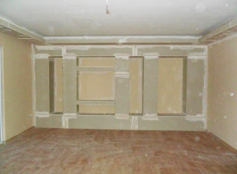 Alçıpan Uygulaması,Duvarlarda Niş ve Gerekli Dekorasyonları Yapın