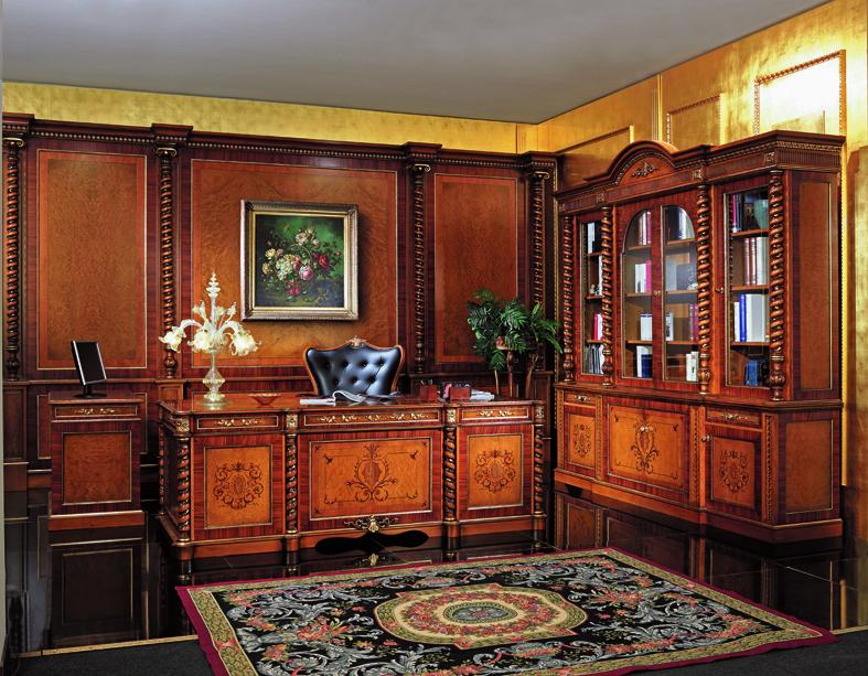 Klasik Ofis Mobilyaları,Ofis Mobilyası