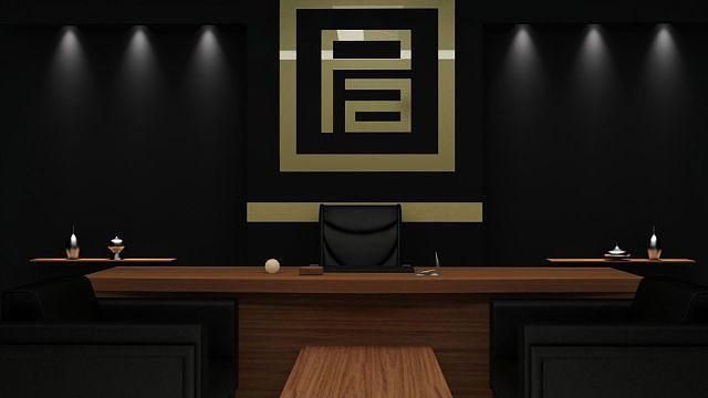 Polat Alemdarın Ofis Dekorasyonu