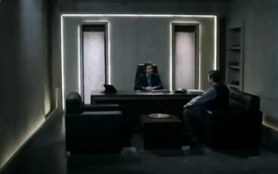 Polat Akemdarın Ofisi,Polat Alemdarın yeni Ofis Dekorasyonu