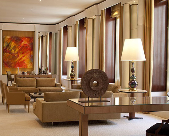 L ks otel dekorasyonlar artstyle mimarl k blog for Most stylish hotels in the world