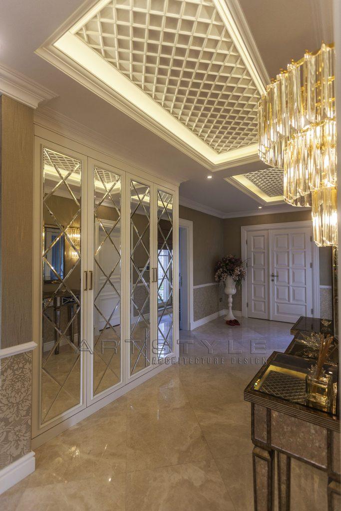 Artstyle Mimarlık, Toskana Evleri villa, Villa Dekorasyonu, villa dekorasyonları