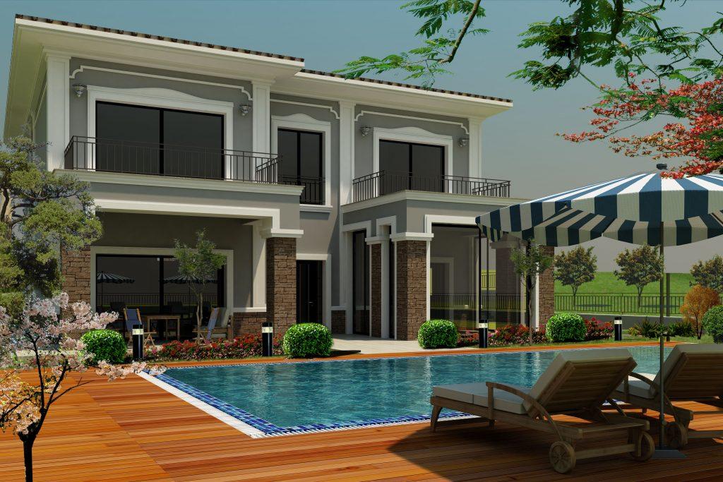 Artstyle Mimarlık, Villa Dekorasyon (3)