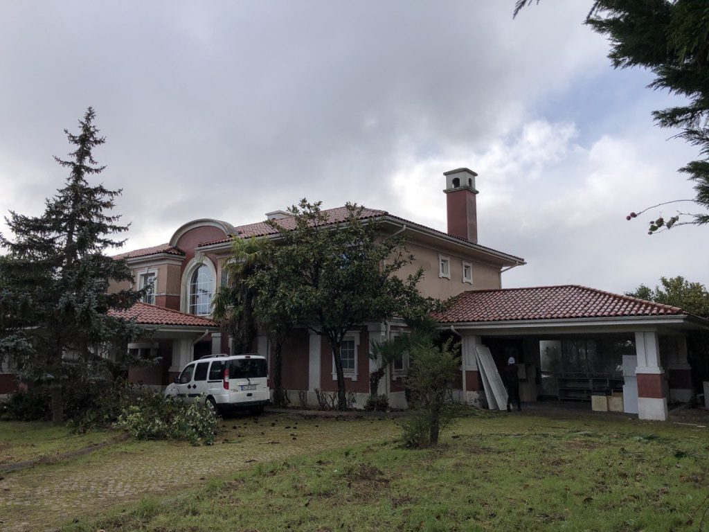 Alkent 2000 Villaları Villa ilk Hali