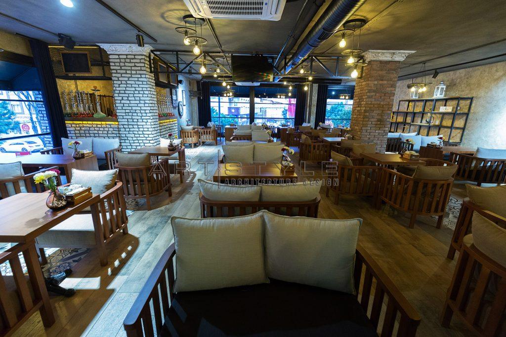 Pandora Cafe Restaurant Dekorasyon, cafe dekorasyon, restaurant dekorasyonları ,cafe masa sandalye, Artstyle Mimarlık