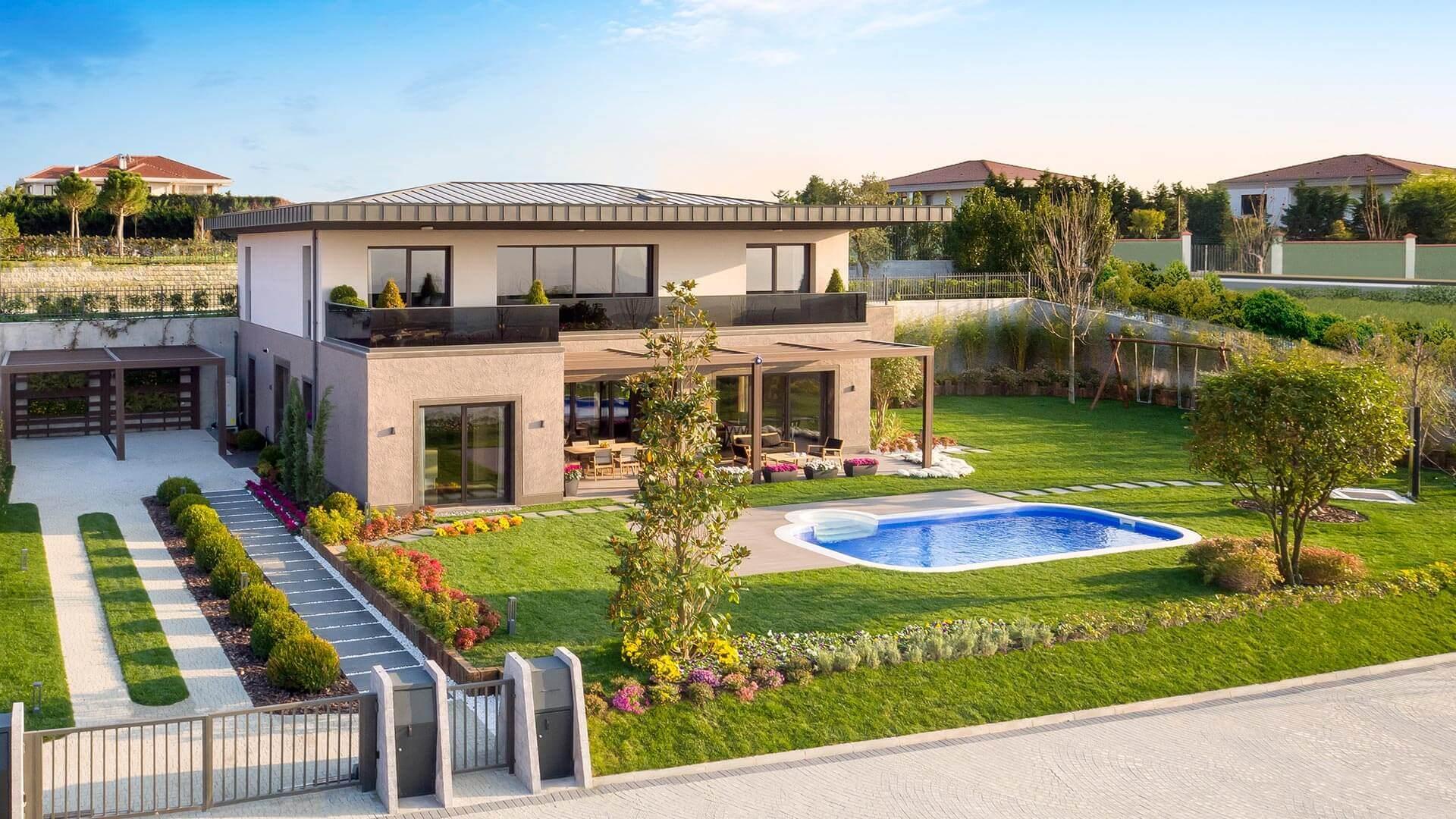 artstyle mimarlık, Mesa Yeşilyaka Villa dekorasyonu, istanbul villa dekorasyonu, modern villa dekorasyon, modern tasarım örnekleri, modern villa dekorasyonları, modern villa tasarımları, Modern Villa (5)